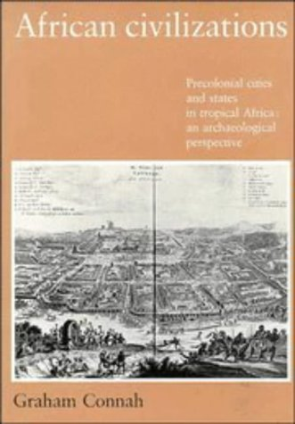 9780521319928: African Civilizations: Precolonial Cities and States in Tropical Africa: An Archaeological Perspective