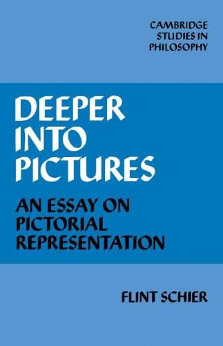 Deeper into Pictures An essay on pictorial representation