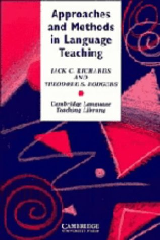 9780521320931: Approaches and Methods in Language Teaching: A Description and Analysis (Cambridge Language Teaching Library)