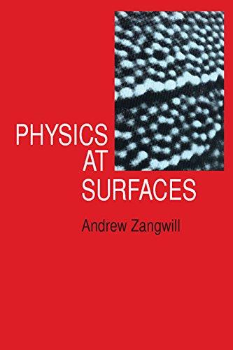 9780521321471: Physics at Surfaces