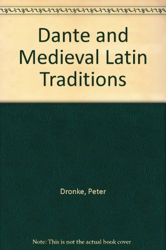 9780521321525: Dante and Medieval Latin Traditions