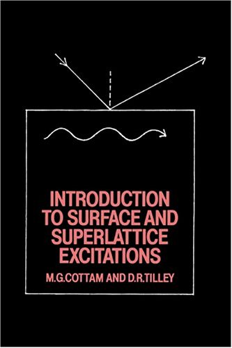 9780521321549: Introduction to Surface and Superlattice Excitations Hardback