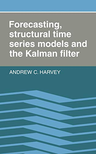 9780521321969: Forecasting, Structural Time Series Models and the Kalman Filter