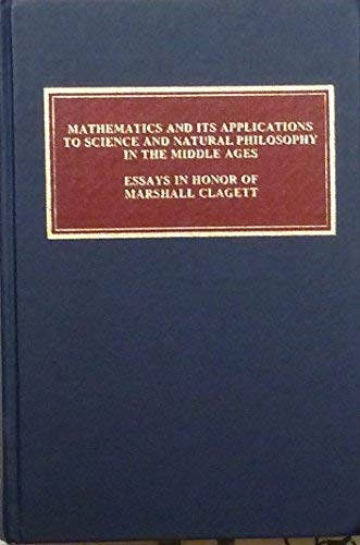 Mathematics and its Applications to Science and: Edward Grant