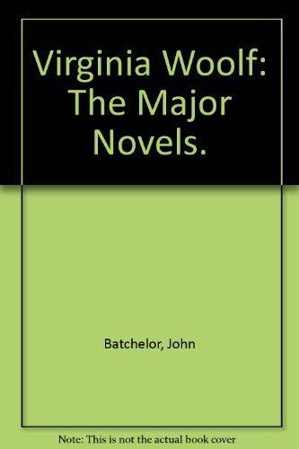 9780521322737: Virginia Woolf: The Major Novels (British and Irish Authors)