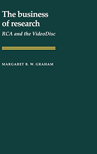 RCA and the VideoDisc: The Business of Research,