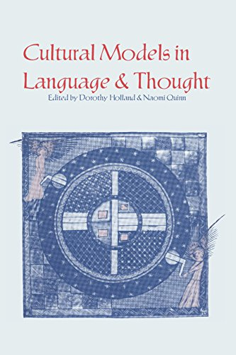 9780521323468: Cultural Models in Language and Thought