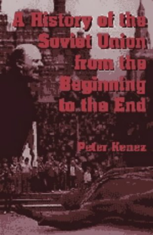 9780521324267: A History of the Soviet Union from the Beginning to the End