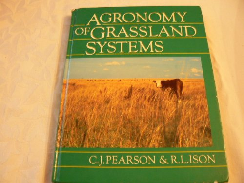 9780521324489: Agronomy of Grassland Systems