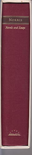 Novels and Essays (Vandover and the Brute,: Norris, Frank