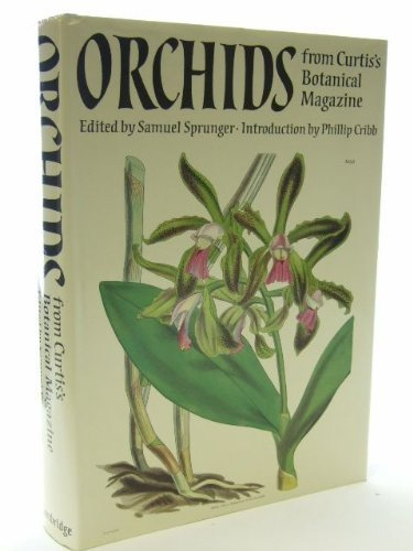 9780521325950: Orchids: From Curtis's Botanical Magazine