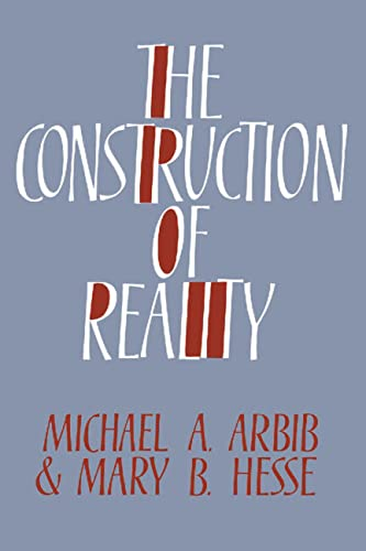 9780521326896: The Construction of Reality (Cambridge Studies in Philosophy)