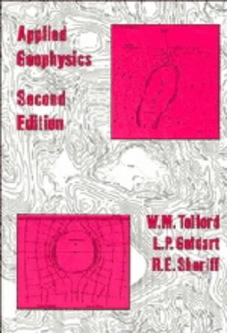 9780521326933: Applied Geophysics