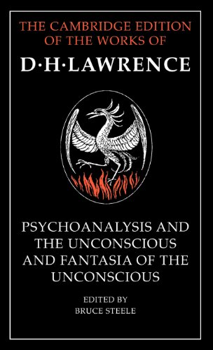 9780521327916: 'Psychoanalysis and the Unconscious' and 'Fantasia of the Unconscious'