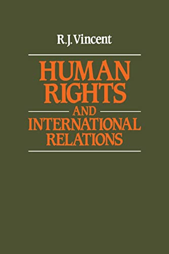 9780521327985: Human Rights and International Relations