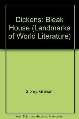 Dickens: Bleak House (Landmarks of World Literature) (0521328179) by Storey, Graham