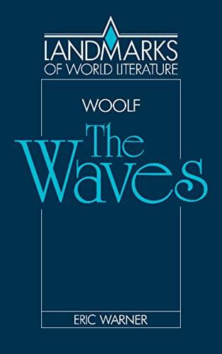 the waves woolf virginia flint kate