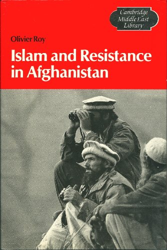 9780521328333: Islam and Resistance in Afghanistan (Cambridge Middle East Library)