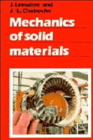 9780521328531: Mechanics of Solid Materials
