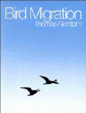 9780521328654: Bird Migration