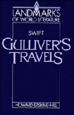 9780521329347: Swift: Gulliver's Travels (Landmarks of World Literature)