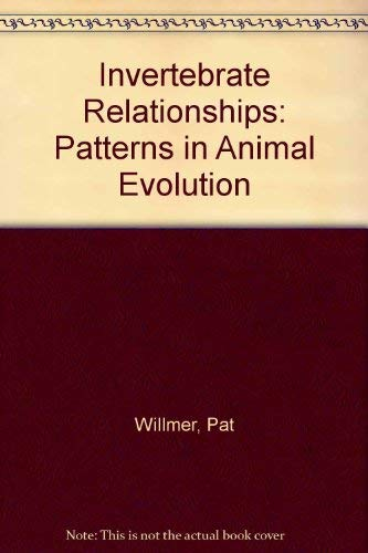 9780521330640: Invertebrate Relationships: Patterns in Animal Evolution
