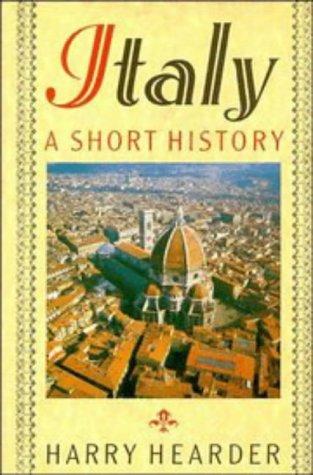9780521330732: Italy: A Short History