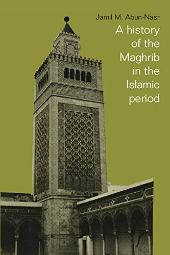 9780521331845: A History of the Maghrib in the Islamic Period