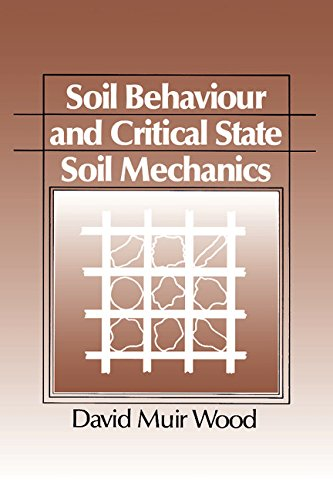 9780521332491: Soil Behaviour and Critical State Soil Mechanics