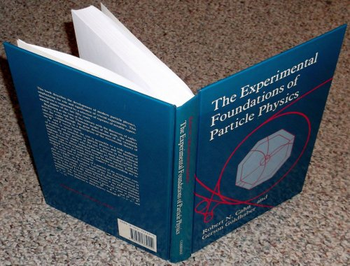 9780521332552: The Experimental Foundations of Particle Physics
