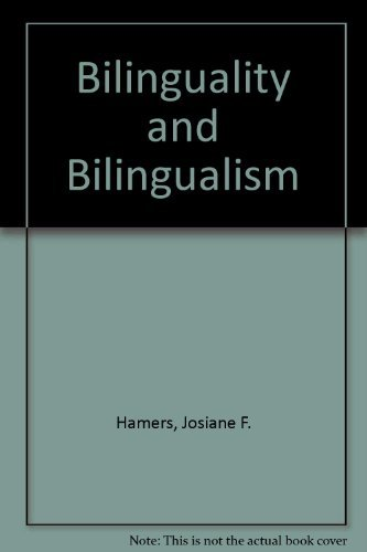 9780521332798: Bilinguality and Bilingualism