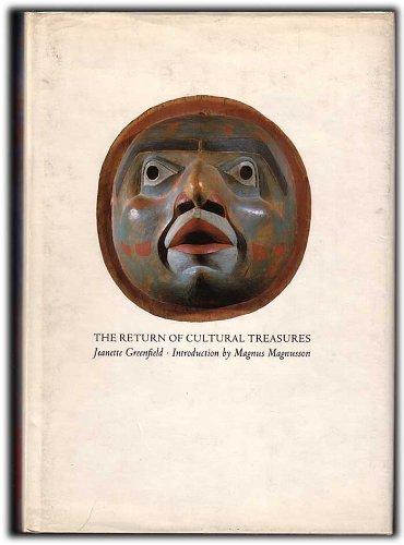 9780521333191: The Return of Cultural Treasures