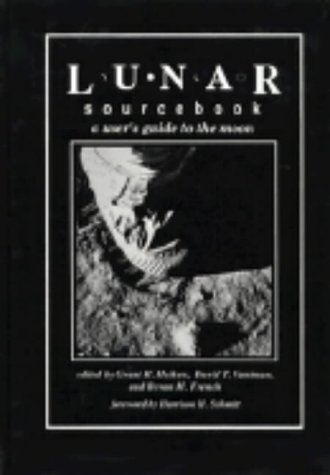 9780521334440: Lunar Sourcebook: A User's Guide to the Moon
