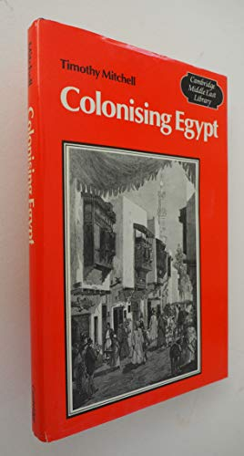 9780521334488: Colonising Egypt (Cambridge Middle East Library)