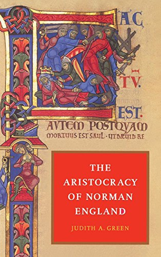 9780521335096: The Aristocracy of Norman England