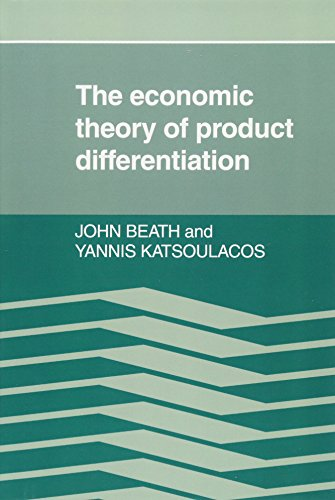 9780521335263: The Economic Theory of Product Differentiation