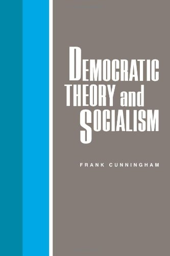 9780521335782: Democratic Theory and Socialism