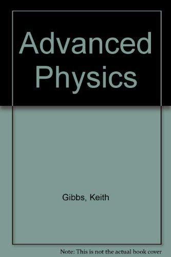 9780521335836: Advanced Physics