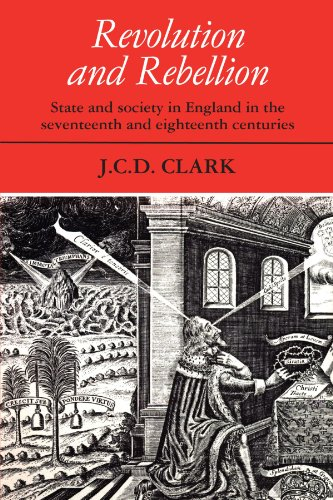 9780521337106: Revolution and Rebellion: State and Society in England in the Seventeenth and Eighteenth Centuries