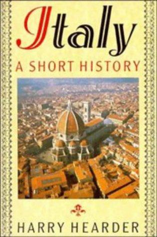 9780521337199: Italy: A Short History