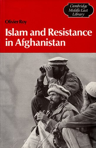9780521338035: Islam and Resistance in Afghanistan (Cambridge Middle East Library)