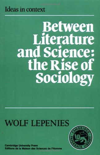 9780521338103: Between Literature and Science (Ideas in Context)