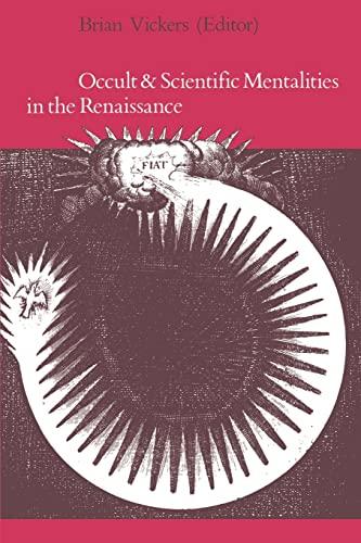 9780521338363: Occult & Scientific Mentalities in the Renaissance