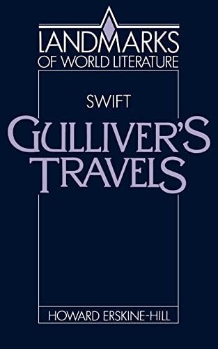 9780521338424: Swift: Gulliver's Travels (Landmarks of World Literature)