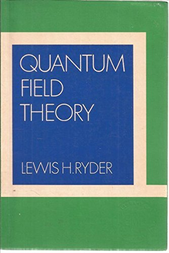 9780521338592: Quantum Field Theory