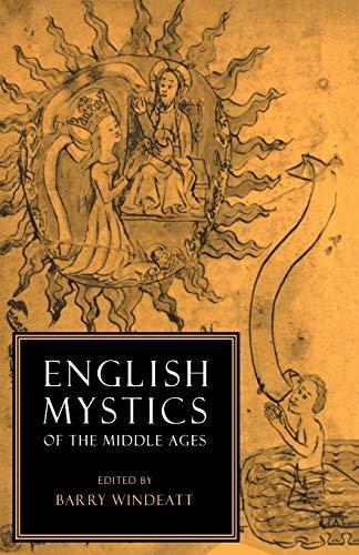 9780521339582: English Mystics of the Middle Ages (Cambridge English Prose Texts)