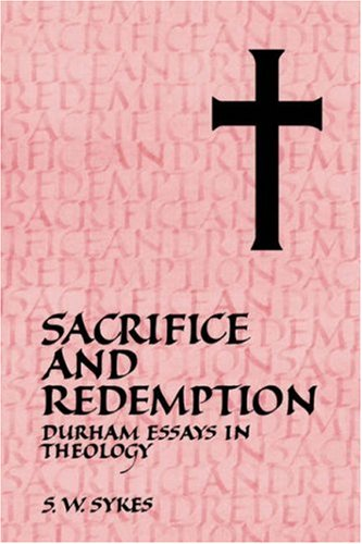 9780521340335: Sacrifice and Redemption: Durham Essays in Theology