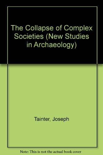 9780521340922: The Collapse of Complex Societies (New Studies in Archaeology)