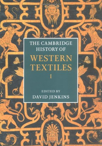 Cambridge History of Western Textiles (two volumes).: JENKINS, David (editor).