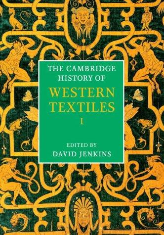 9780521341073: The Cambridge History of Western Textiles 2 Volume Hardback Boxed Set